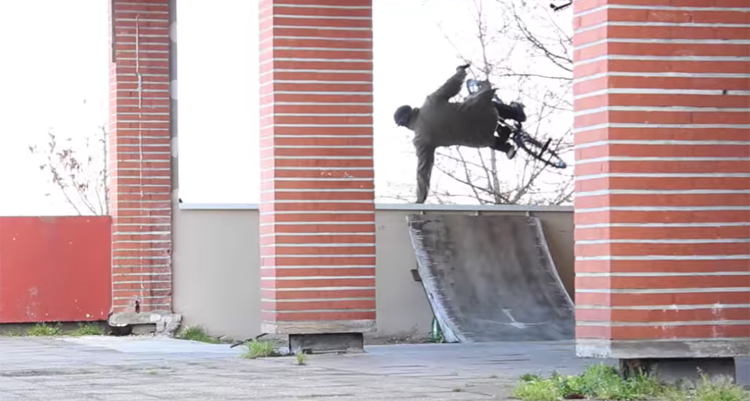 Mutant Bikes Nico Cambon Welcome Video BMX