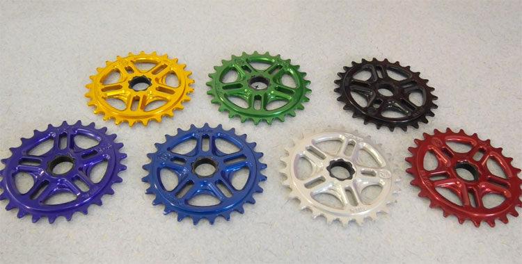 BMX Parts: Profile Racing – 19mm Spline Drive Sprocket