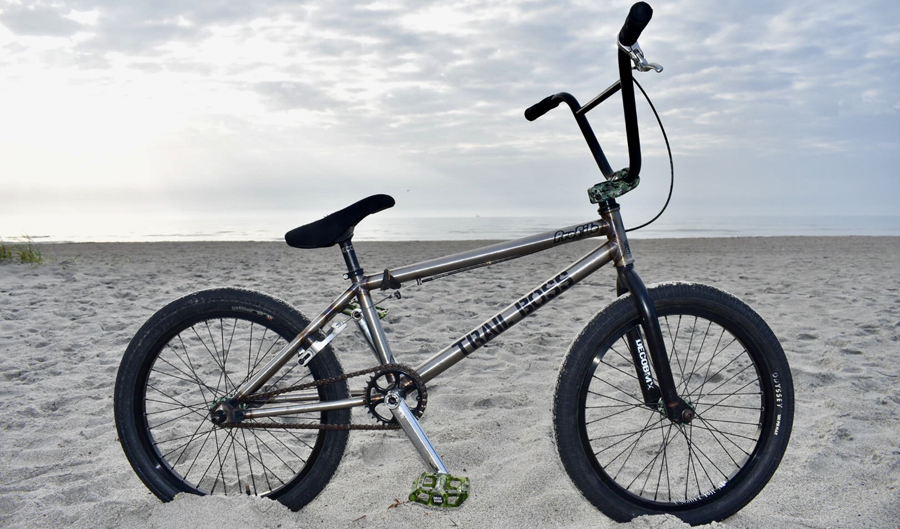 Profile Racing Mark Mulville BMX Bike Check