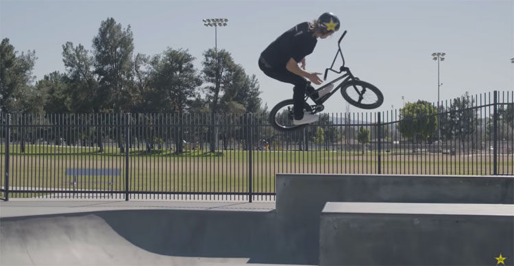 Day in the Park With Chad Kerley & Dennis Enarson