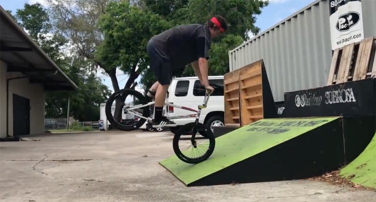 Shadow Conspiracy Field Notes Florida Mark Burnett BMX Video