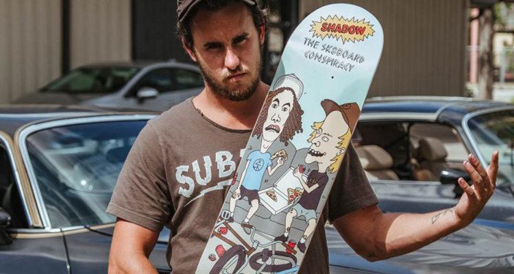 Shadow Conspiracy – TreyMone Skate Deck
