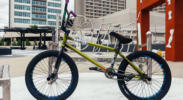 Subrosa – Joris Coulomb Spring 2018 Bike Check