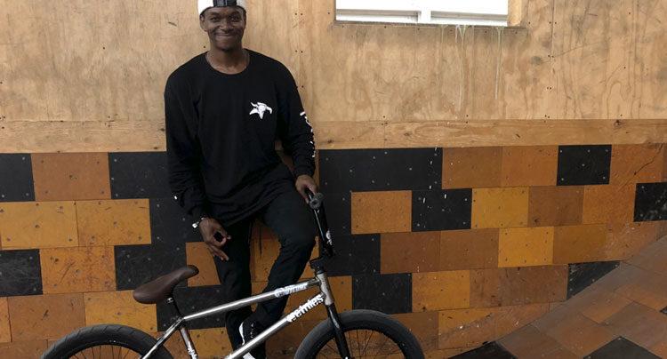 Volume Bikes – Demarcus Paul Bike Check