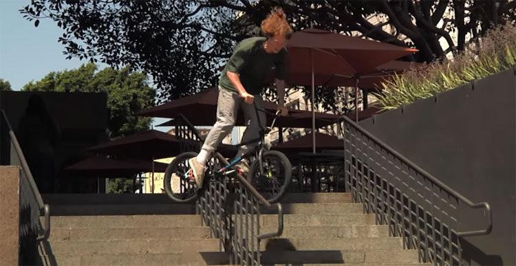 Volume Bikes Owen Dawson California BMX video