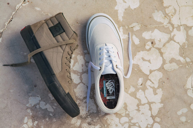 "Vans – Dakota Roche ""For The Search"" Collection"