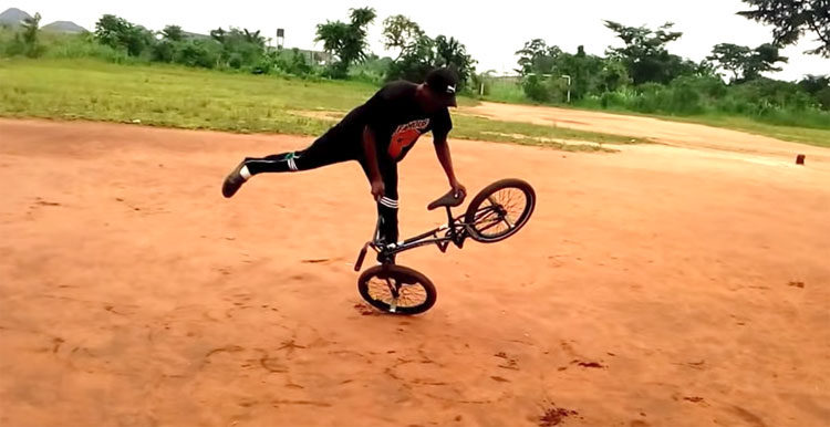A Bike For Che – A Flatland BMX Miracle