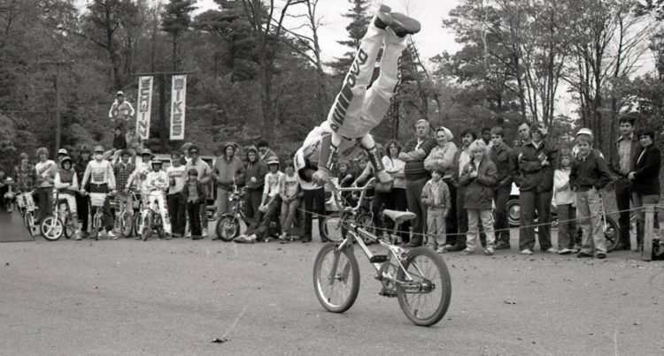 A Wicked Ride - History of Freestyle BMX in New England