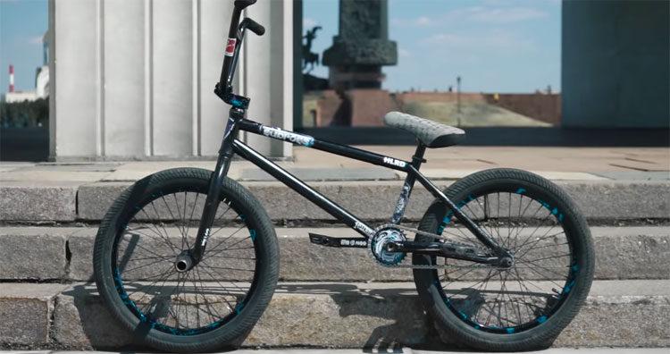 Artem Agarkov Video Bike Check