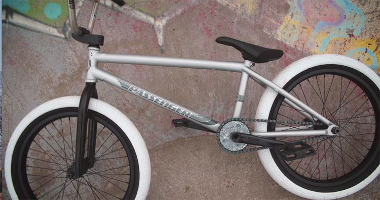 BSD Kriss Kyle Video Bike Check BMX