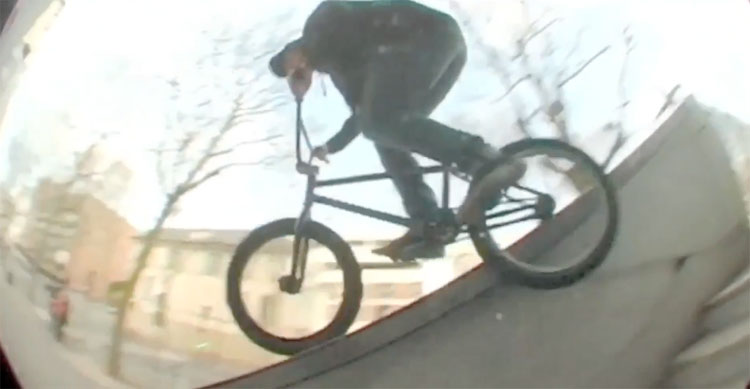 Chase De Mataro Proper Bike Co London BMX video