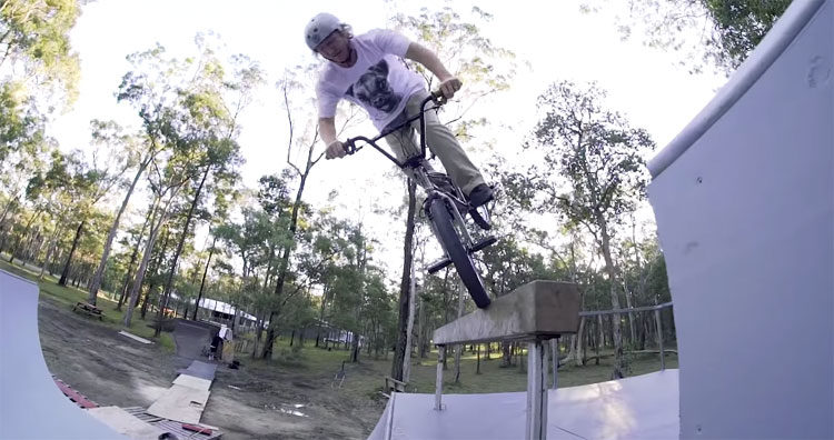 Colony BMX – Clint Millar's 44th Birthday Session