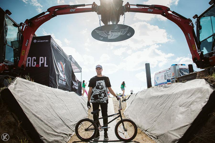 Dawid Godziek Colony BMX