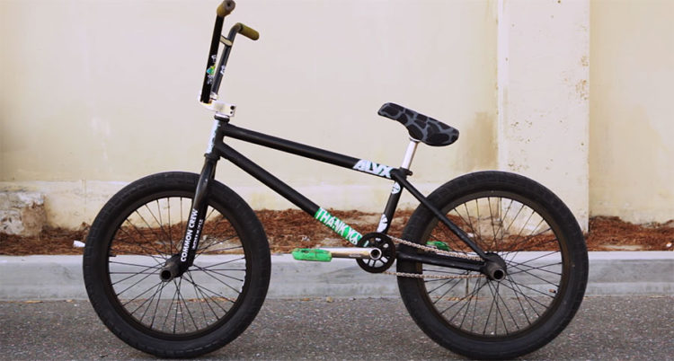 Denim Cox Video Bike Check Video