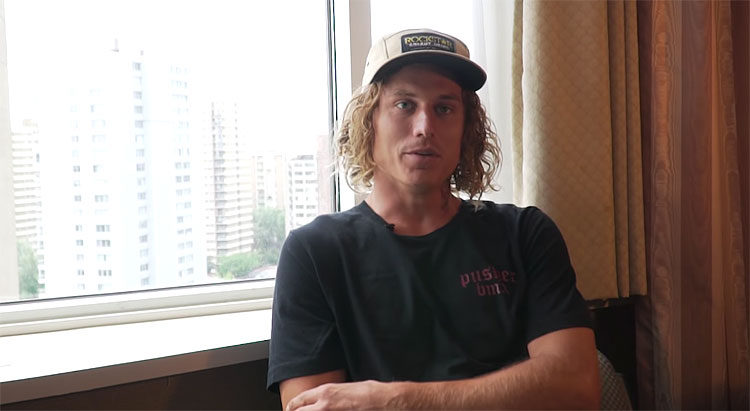 Dennis Enarson CAPSLOCK Interview video