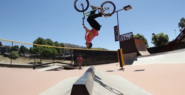 Eastern Bikes Woodward West 2018 BMX video