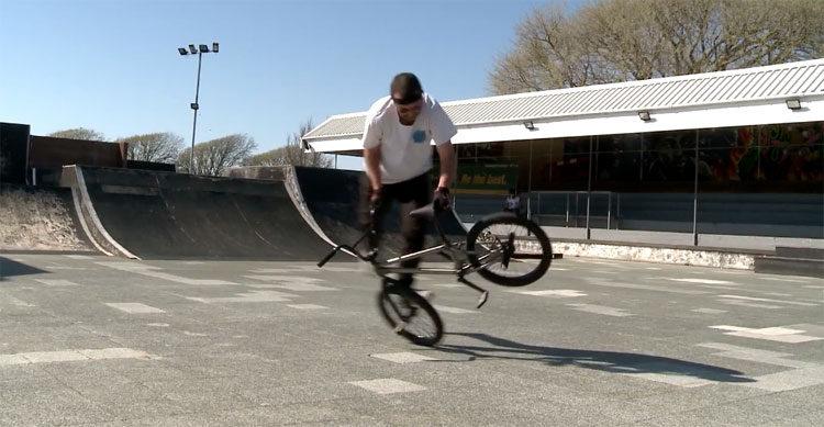 "Effraim Catlow – ""Pro Rider Responsibility"" Documentary"
