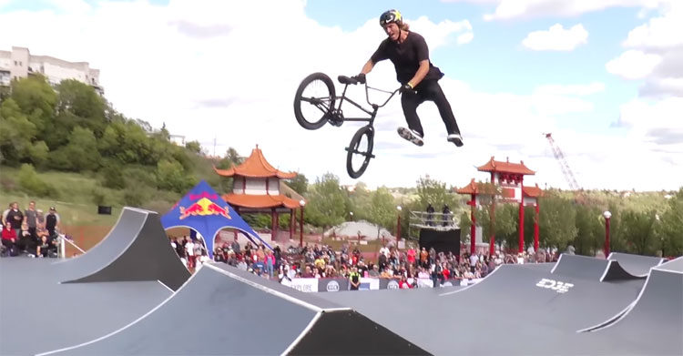 FISE Edmonton 2018 – Men's Park Semi-Final Highlights