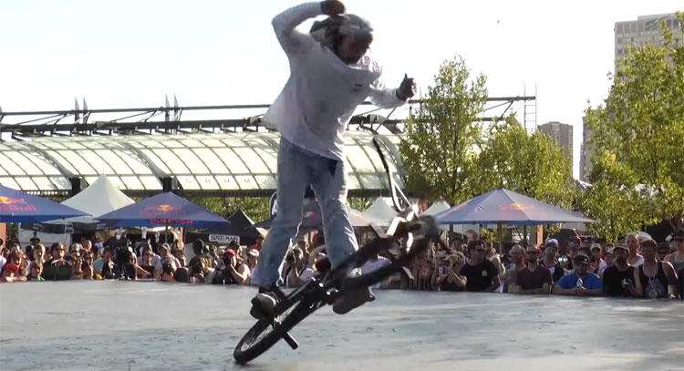FISE Edmonton 2018 Flatland Finals BMX VIdeo