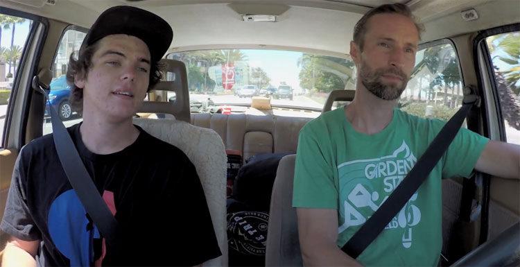 In The Volvo Denim Cox BMX Video