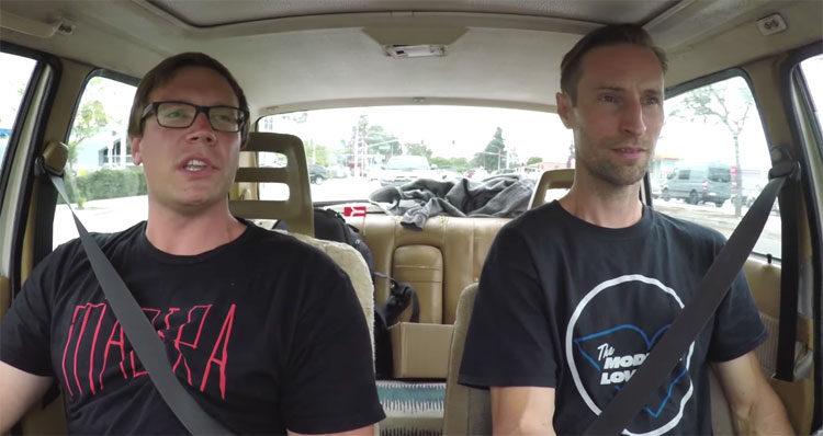 In The Volvo Grant Castelluzzo BMX video
