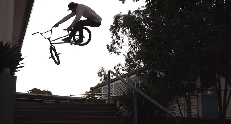 Kink BMX Brock Olive BMX video