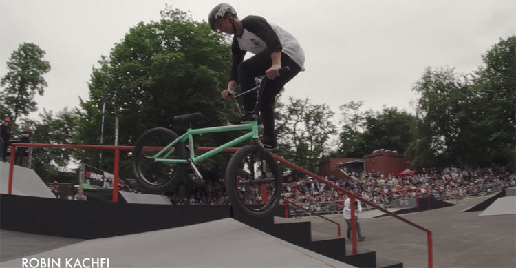 Kunstform at BMX Cologne 2018