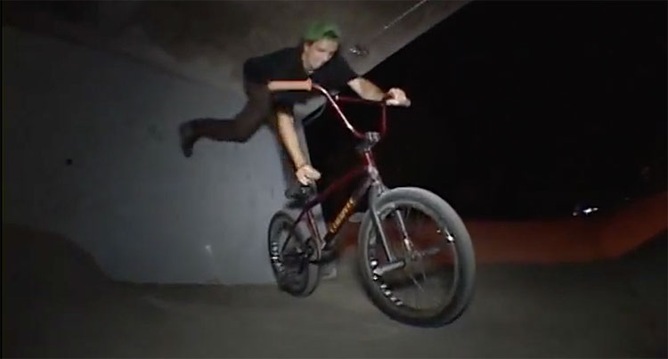 Lightworks Promo 3 BMX video