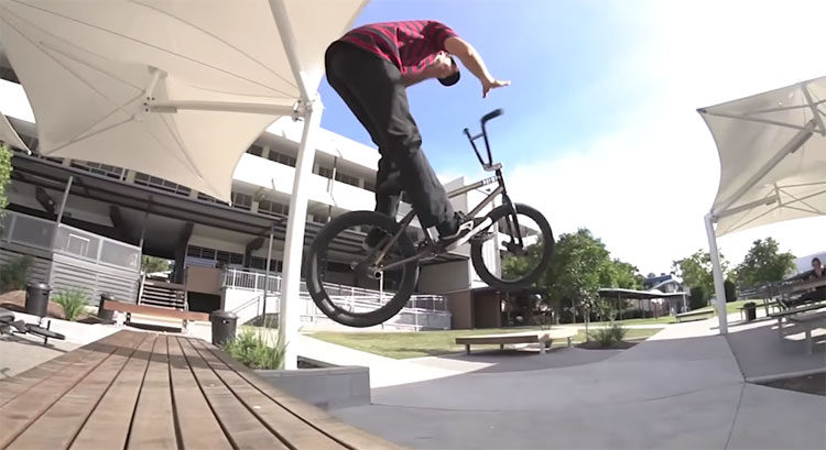 LUX BMX Jake Norris Welcome Video