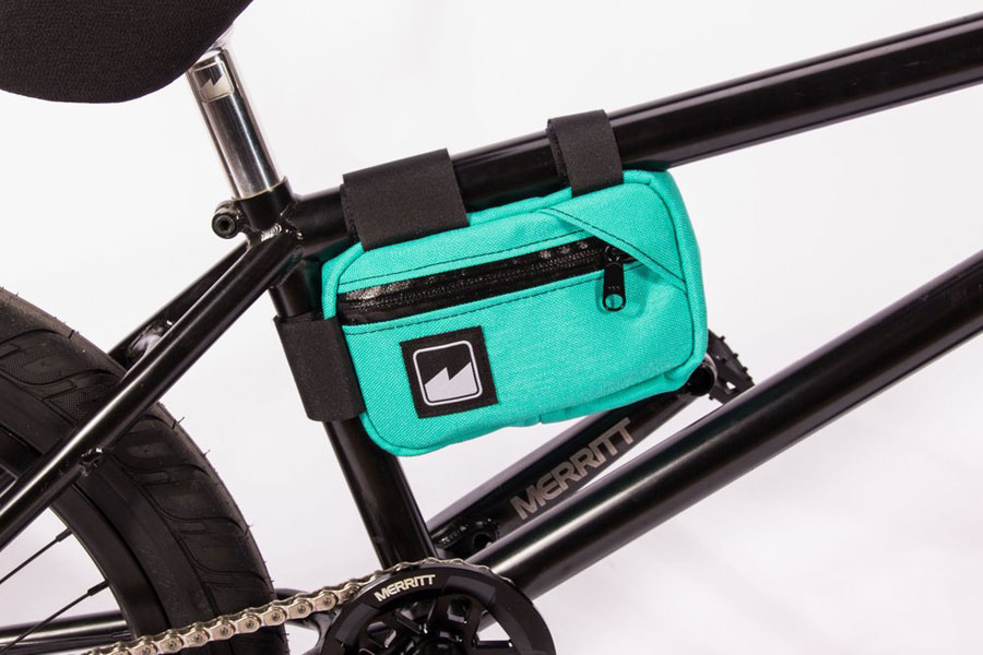 Merritt Corner Pocket Bag BMX video
