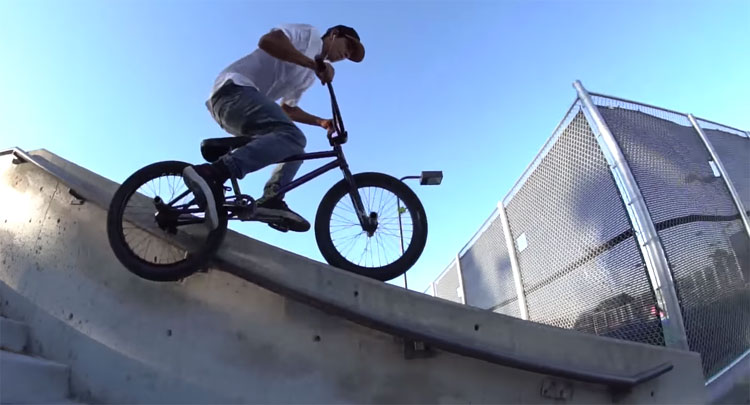 Paco Quintana ABQ DNV BMX Video