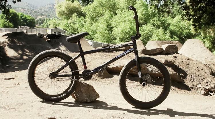 Parker Heath Video Bike Check