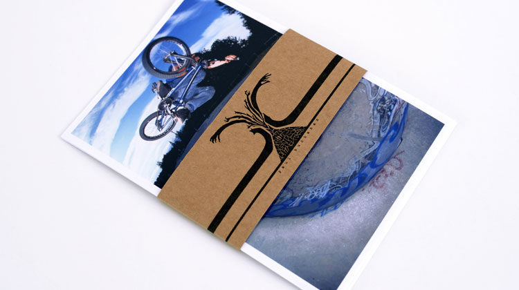 Paul Buchanan Photo Book BMX
