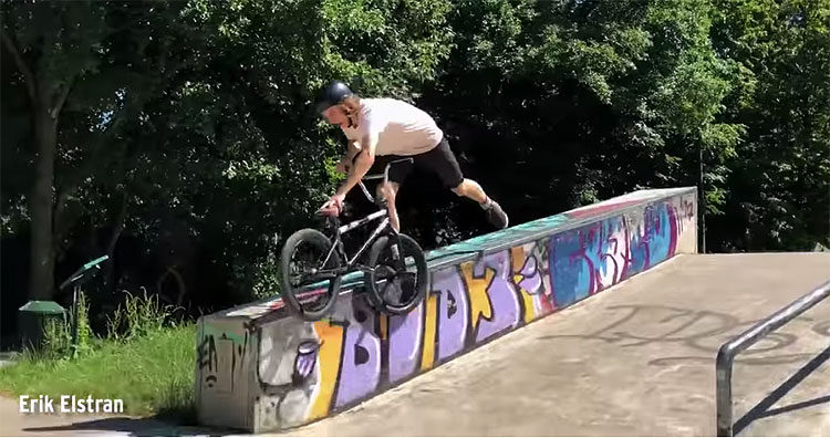 Raw Cuts Sunday Bikes in Germany BMX video