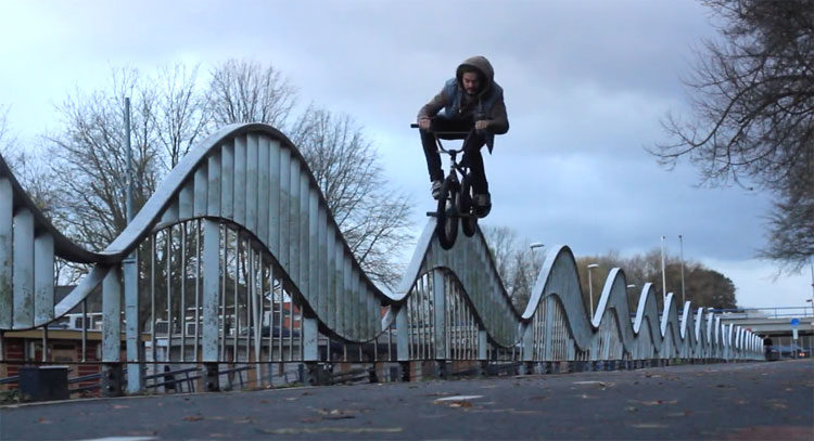 Rich Creamery Butter BMX video