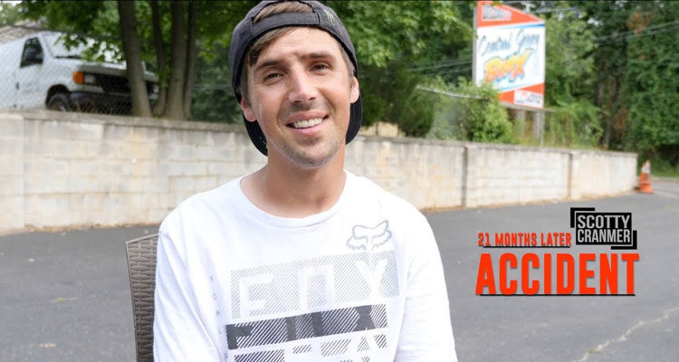 Scotty Cranmer Accident Update 21 Months BMX