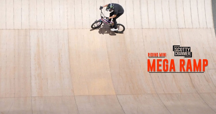 Scotty Cranmer – Riding The Biggest Ramp Since My Accident