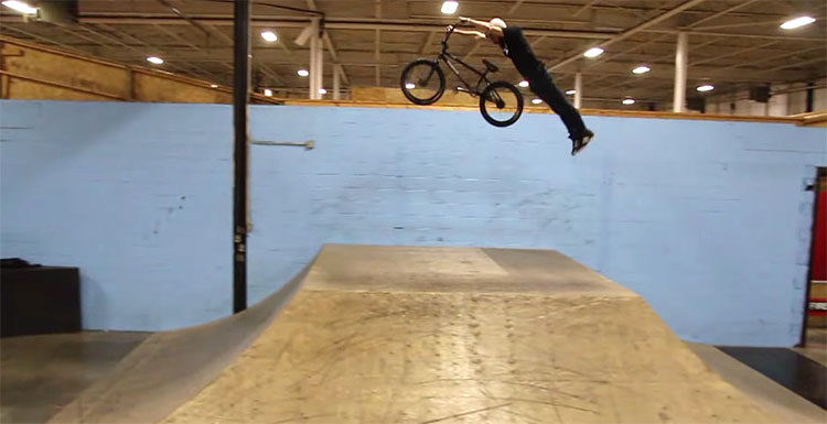 Standard Bykes – Tommy Crail 2018 Video