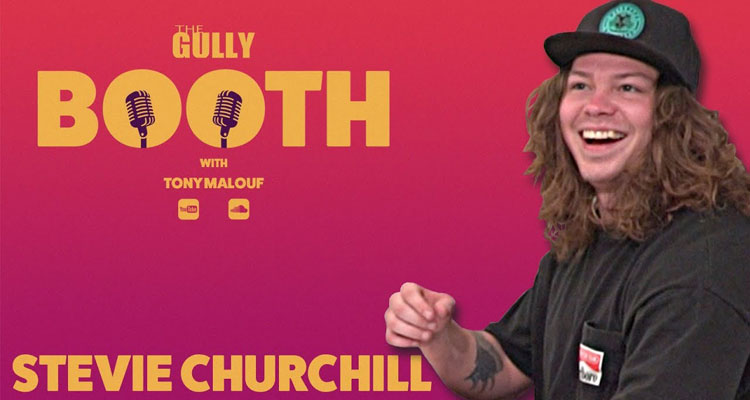 Stevie Churchill The Gully Booth Interview