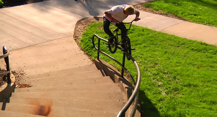 Us Them Trailer BMX video