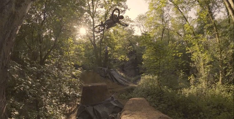 Villij Trails BMX video