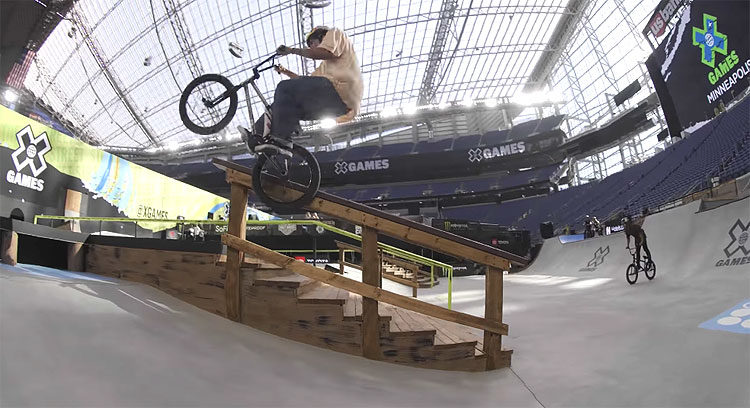 X Games 2018 – First Street Practice