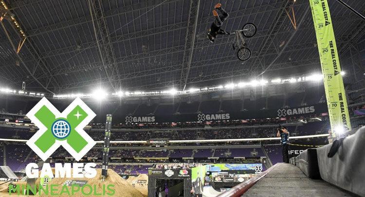 X Games 2018 BMX Big Air Finals