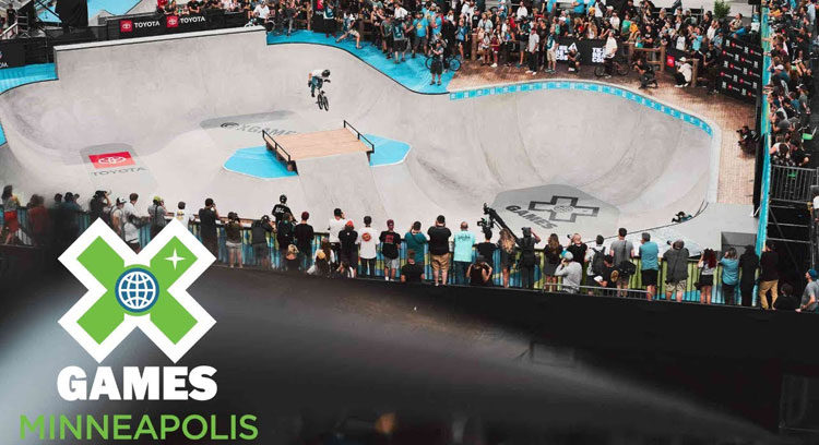 X Games 2018 – BMX Park Finals – Full Replay