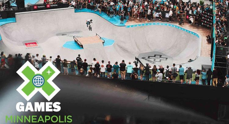 X Games 2018 BMX Finals Park