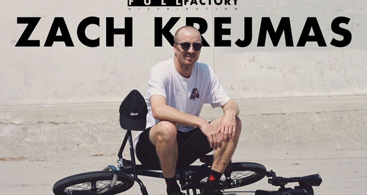 Zach Krejmas Joins Full Factory As Filmer