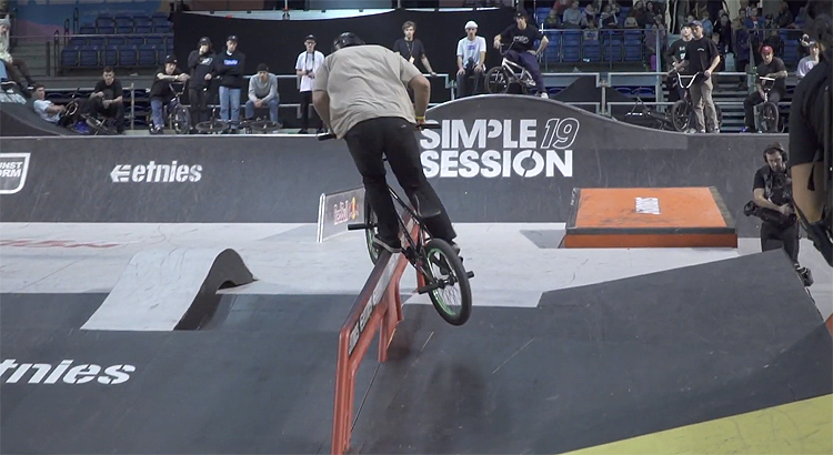 Endless Mag Simple Session 2019 BMX video