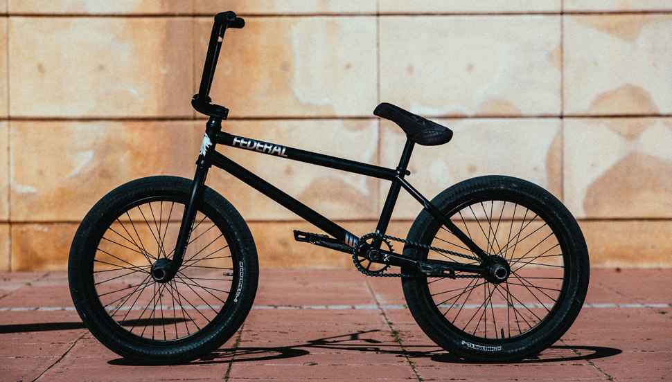 Federal Bikes Boyd Hilder BMX Bike Check