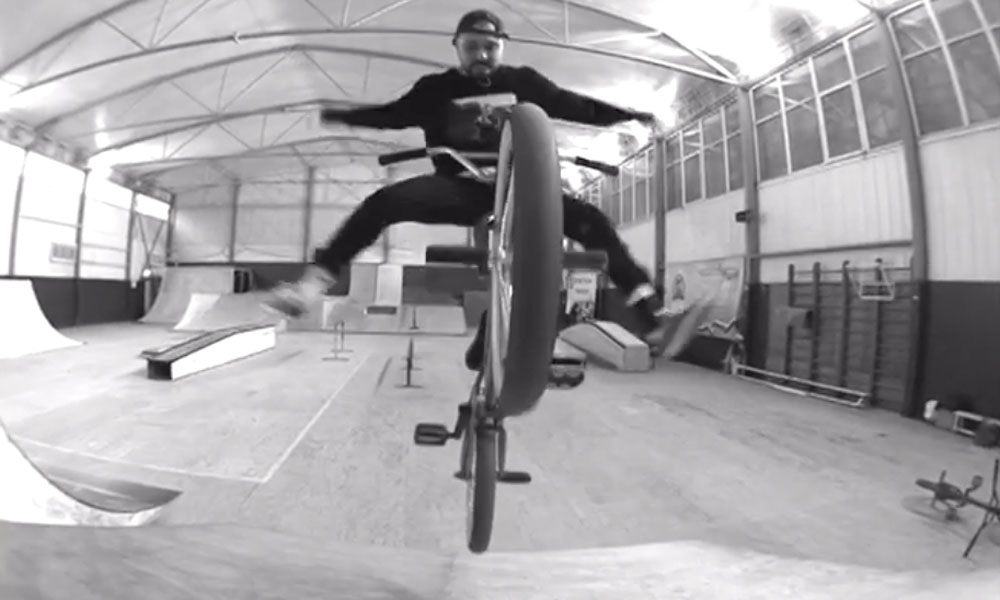 HHX Winter Mix BMX