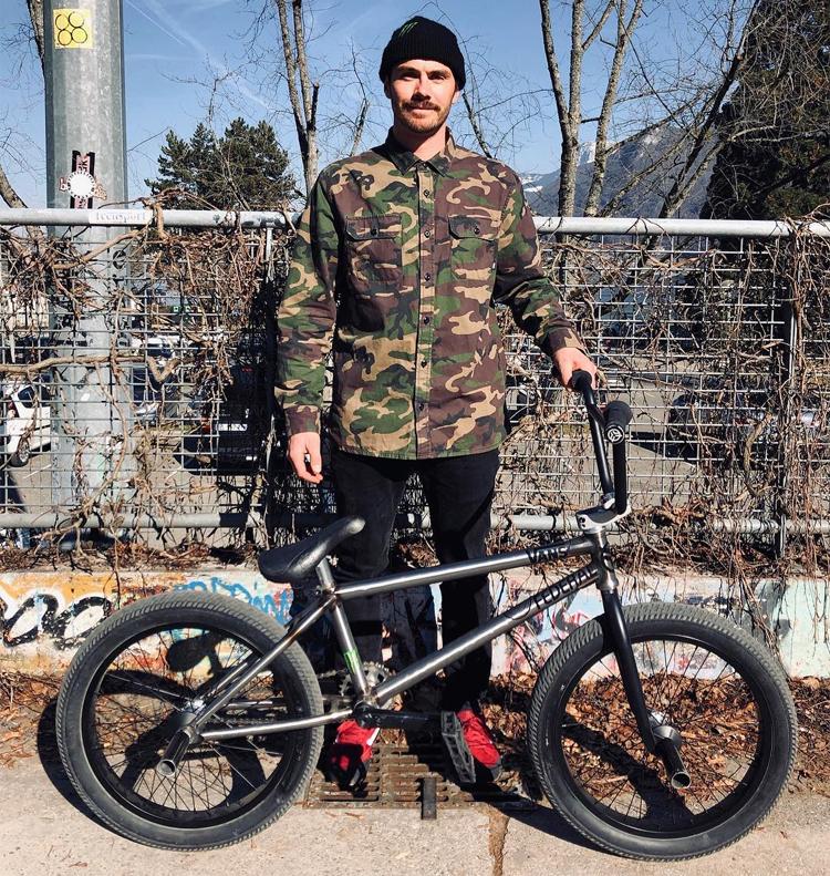 Kevin Kalkoff Federal Bikes BMX